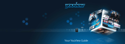 Your YouView Guide