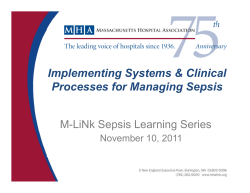 Implementing Systems & Clinical P f M