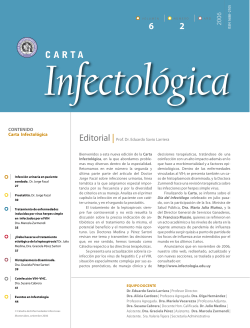 Infectológica Editorial  |