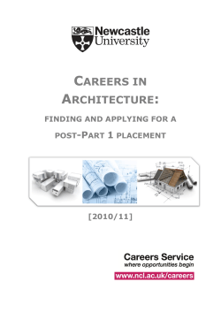 C A : AREERS IN
