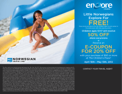 FrEE!  E-CoupoN For 20% oFF