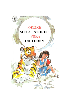 SHORT STORIES CHILDREN A CBT PUBLICATION