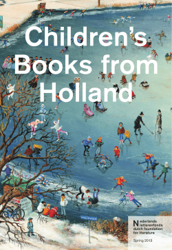 Children's Books from Holland N