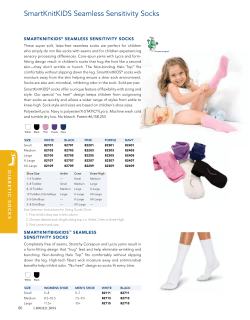 SmartKnitKIDS	Seamless	Sensitivity	Socks smArtKNitKiDs seAmLess seNsitivity socKs