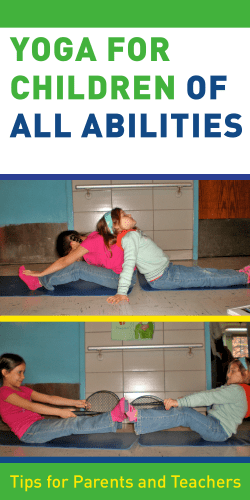 YOGA FOR CHILDREN OF ALL ABILITIES