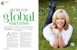 global success Recipe foR