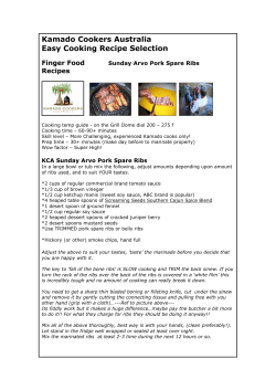 Kamado Cookers Australia Easy Cooking Recipe Selection Finger Food