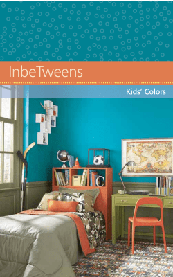 InbeTweens Kids' Colors