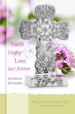 & Faith Hope Love