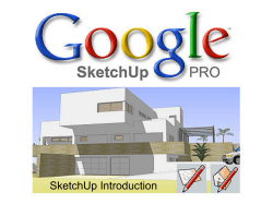 SketchUp Introduction