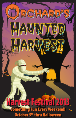 O Haunted Harvest rchard's