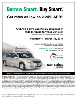 Get rates as low as 2.24% APR!