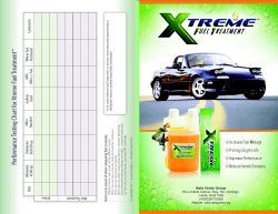 Increases Fuel Mileage Prolongs Engine Life Improves Performance ts