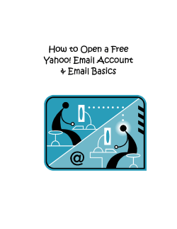 How to Open a Free Yahoo! Email Account