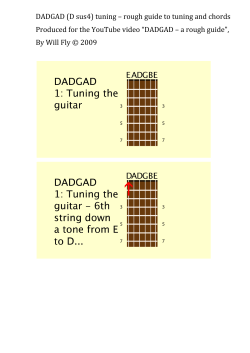 DADGAD