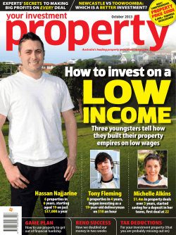 LOW INCOME How to invest on a Three youngsters tell how