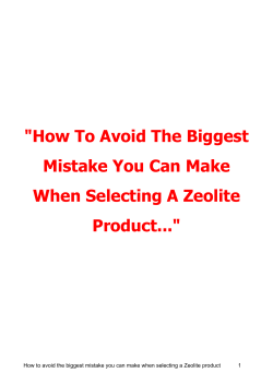 """How To Avoid The Biggest Mistake You Can Make Product..."""