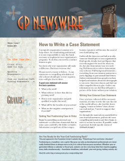 How to Write a Case Statement