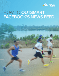 How to Outsmart FacebOOk's news Feed 479_13