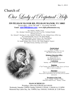 Our Lady of Perpetual Help Church of
