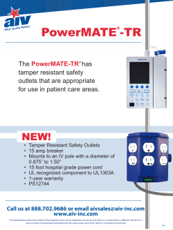 PowerMATE -TR NEW! The