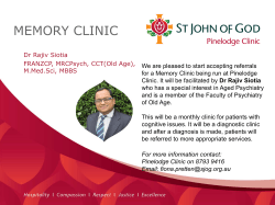 Dr Rajiv Siotia FRANZCP, MRCPsych, CCT(Old Age), M.Med.Sci, MBBS