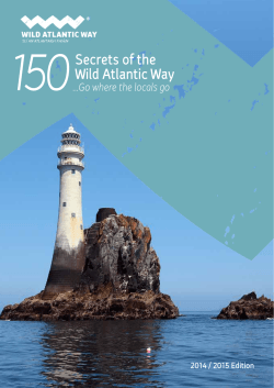 150 Secrets of the Wild Atlantic Way ...Go where the locals go