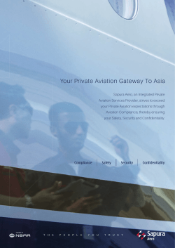 Your Private Aviation Gateway To Asia