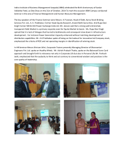Indira Institute of Business Management Sanpada (IIBM) celebrated the Birth... Vallabhai Patel, as Ekta Divas on the 31st of October,...