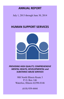 - Human Support Services