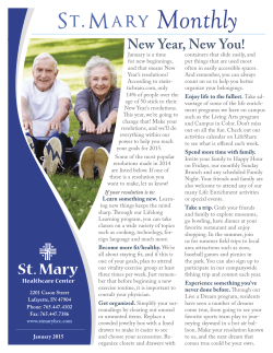 St. Mary Healthcare Center-news