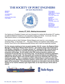 the society of port engineers