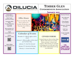 Newsletter - DiLucia Management Corporation