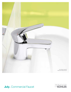 July™ Commercial Faucet