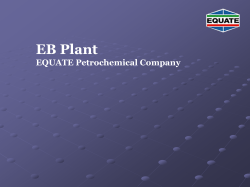 EB Plant Overview