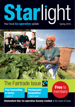 Star light A5 SPRING 2015 3_Layout 1 - Chelmsford Star Co-op