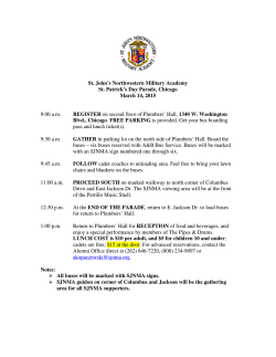 a complete schedule. - St. John`s Northwestern Military Academy
