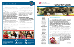 Latest Newsletter - Greystone Health Network