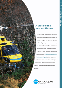 The AS350 B3 - Airbus Helicopters