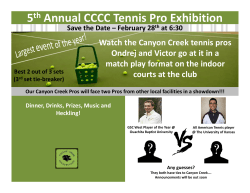 to Flyer - Canyon Creek Country Club – Men`s Tennis