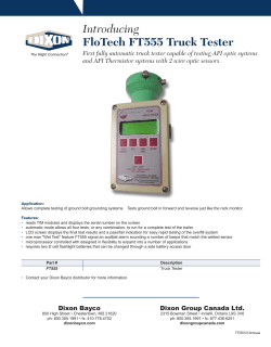 Introducing FloTech FT555 Truck Tester