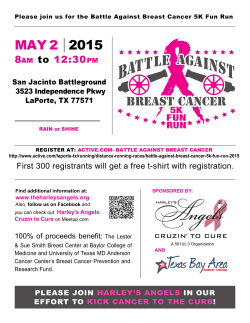 HA_Battle_Cancer_FunRun_flyer-2 - Harley`s Angels~Cruzin` to Cure