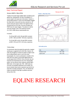 EQLine Research and Services Pvt Ltd