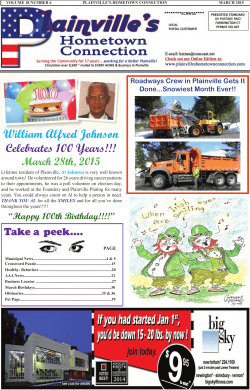 William Alfred Johnson Celebrates 100 Years!!!