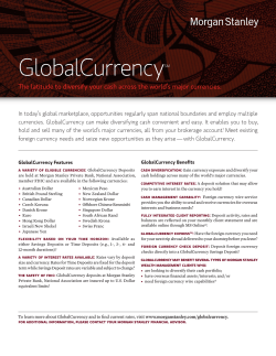GlobalCurrency SM