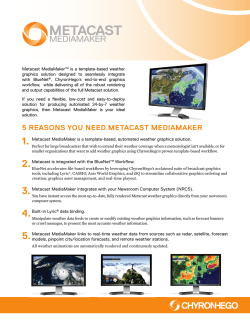 5 Reasons You Need Metacast MediaMaker