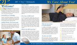 Tampa Brochure - Advanced Diagnostic Group