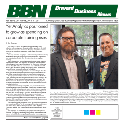 full color - Brevard Business News