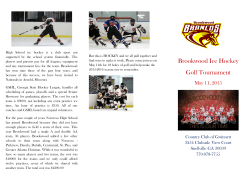 BHS hockey golf flyer 2015