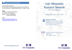Liver Metastasis Research Network